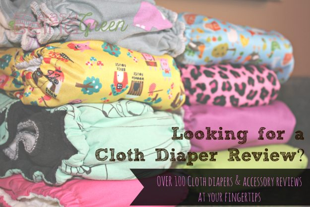 SEBG Directory of Cloth Diaper Reviews