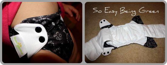 bumgenius freetime aio cloth diaper