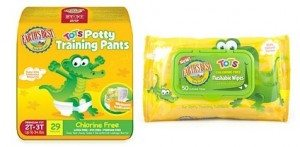 My Top 5 Favorite Earth's Best Organic Products – Potty Training