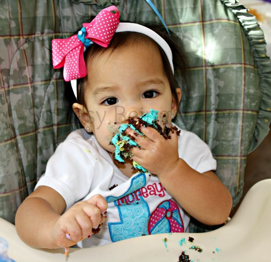 Birthday Girl Smash Cake