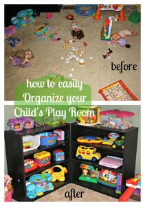 Playroom Organization: 5 Ideas to Make Room for New Toys