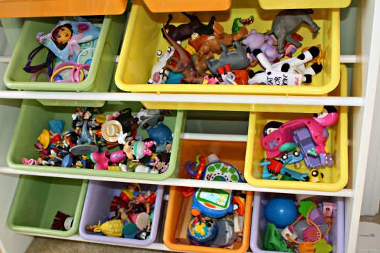 Toy Bins