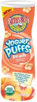 Yogurt Puffs