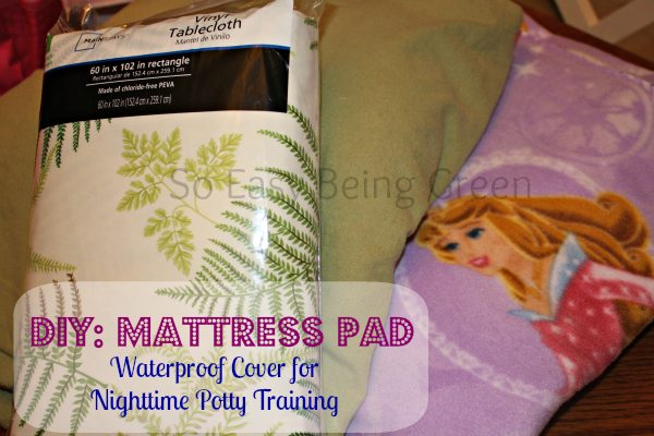 Naturally Frugal Tip Diy Waterproof Matress Pad Cover