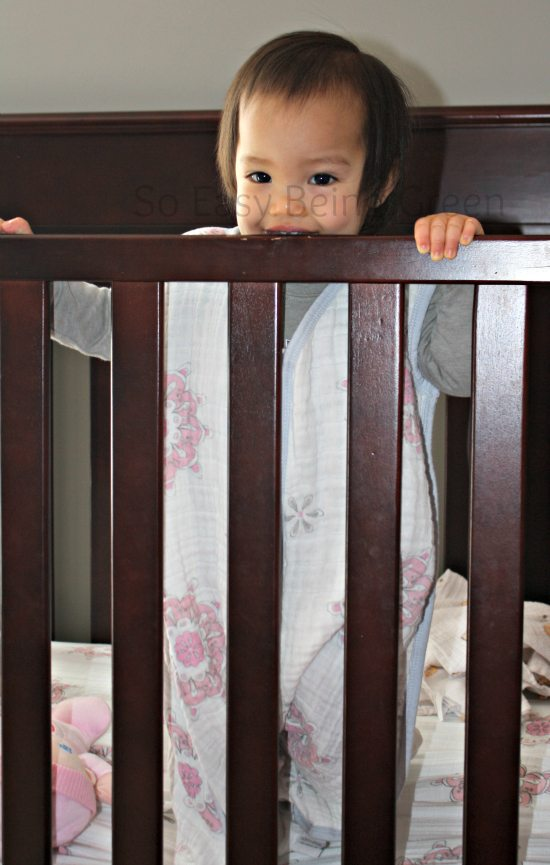 Chewing on Crib Rail