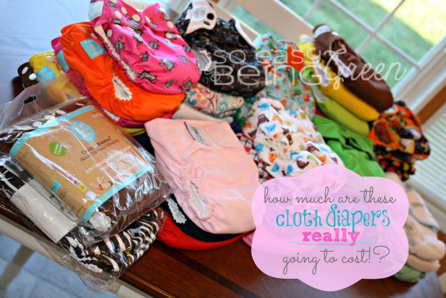 Real Cost of Cloth Diapers