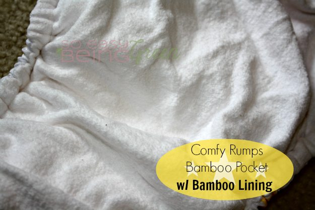 cotton and bamboo liner of cloth diaper