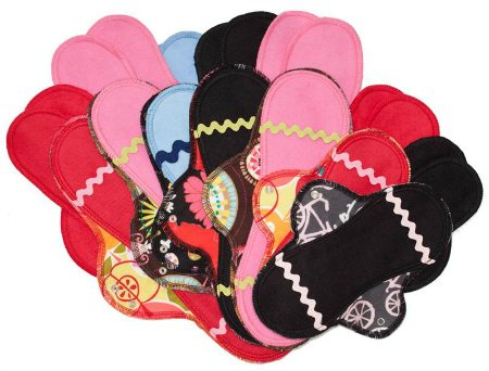 Resuable Cloth Pads