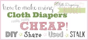 makeclothdiaperscheap