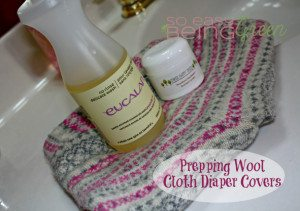 Washing and Lanolizing Wool in under 2 Minutes {video demonstration}
