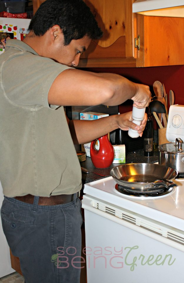 Cooking in the Kitchen with Ocean Naturals #shop