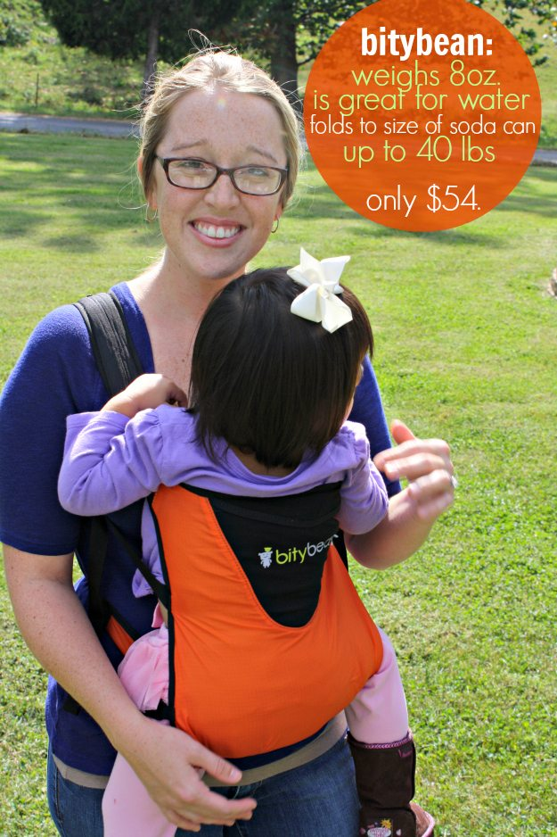 Introducing Bitybean The Most Travel Friendly Baby Carrier I Own
