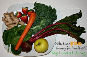 Why I Started Juicing