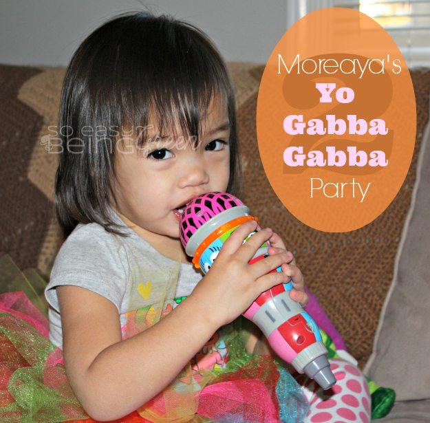 Moreaya Yo Gabba Gabba Party