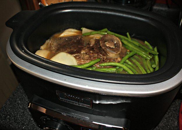 Ninja Cooking System Dinner