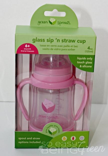 green sprouts straw cup