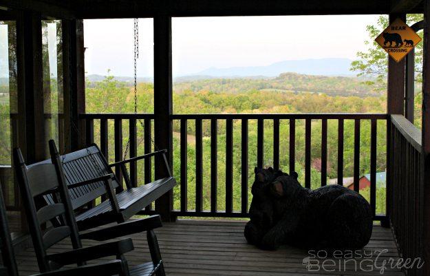 Cabin View Oak Haven Resort