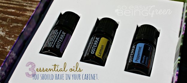 Essential Oils to Have on Hand