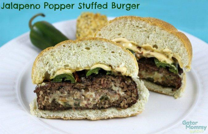 Jalapeno-Popper-Stuffed-Burger