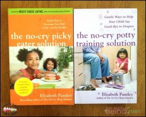 No-Cry Solution Book Reviews: Picky Eaters & Potty Training