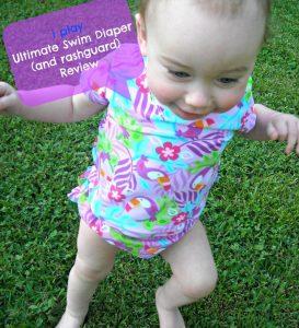 ultimate swim diaper review