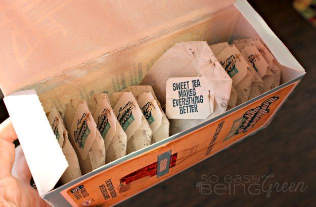 Box of Tea Bags