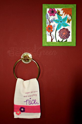 Decorative Hand Towel