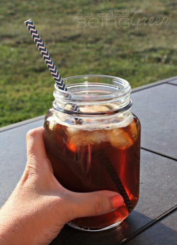 Sweet Tea Outside