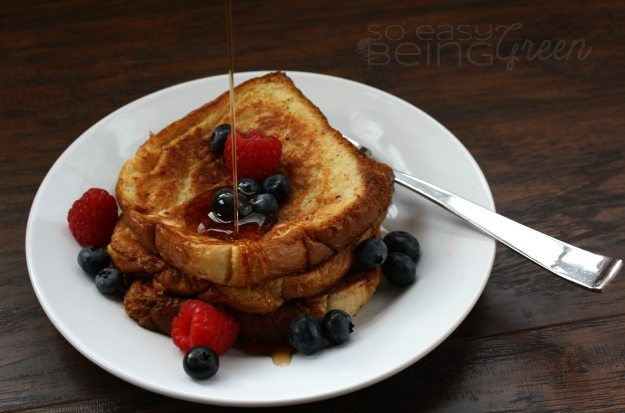 French Toast Syrup