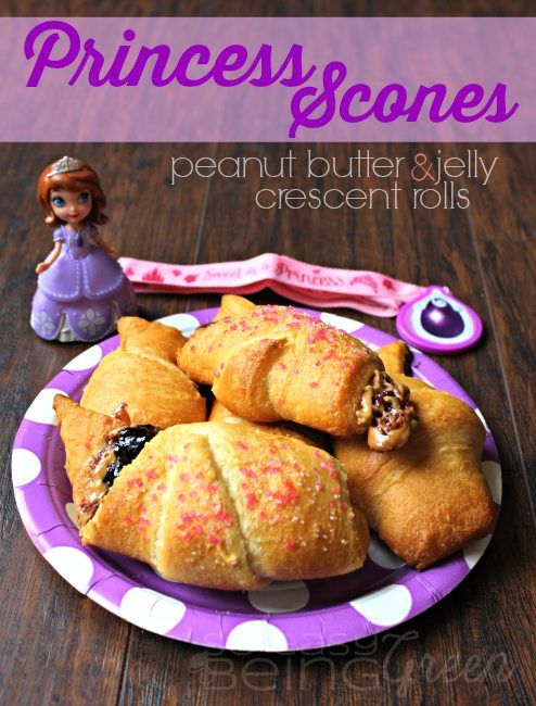 Princess Scones