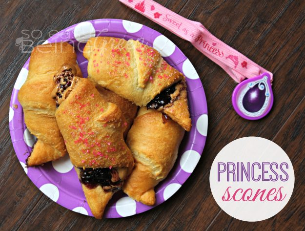 Princess Tea Scones