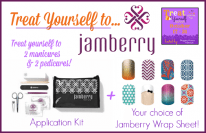 Treat Yourself Jamberry