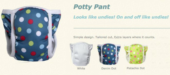 Bummis Potty Pant