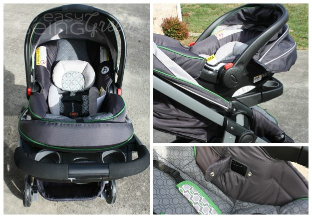 Graco with Infant Seat