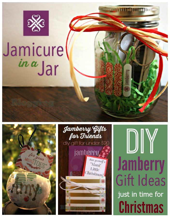 DIY Jamberry Gift Ideas [+ a Free Printable!]