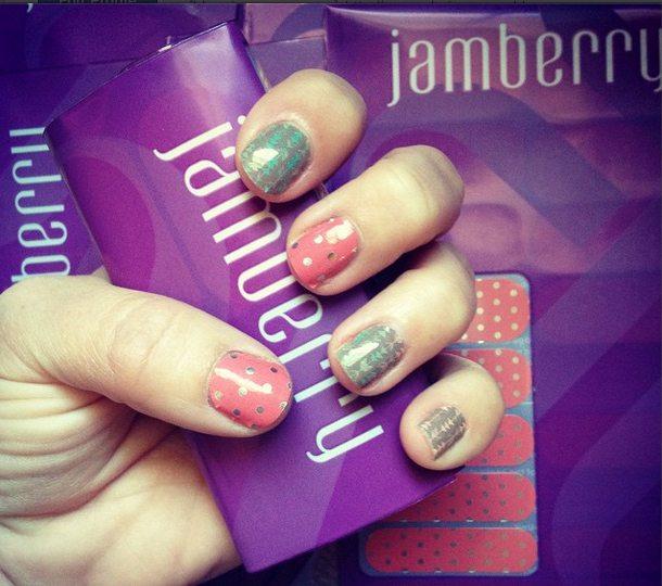 Jamberry Short Nails