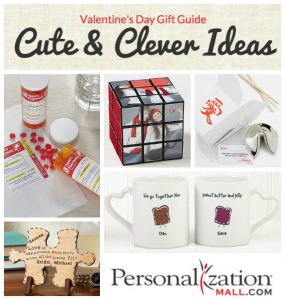 Cute & Clever Valentine's Day Gift Ideas from Personalization Mall
