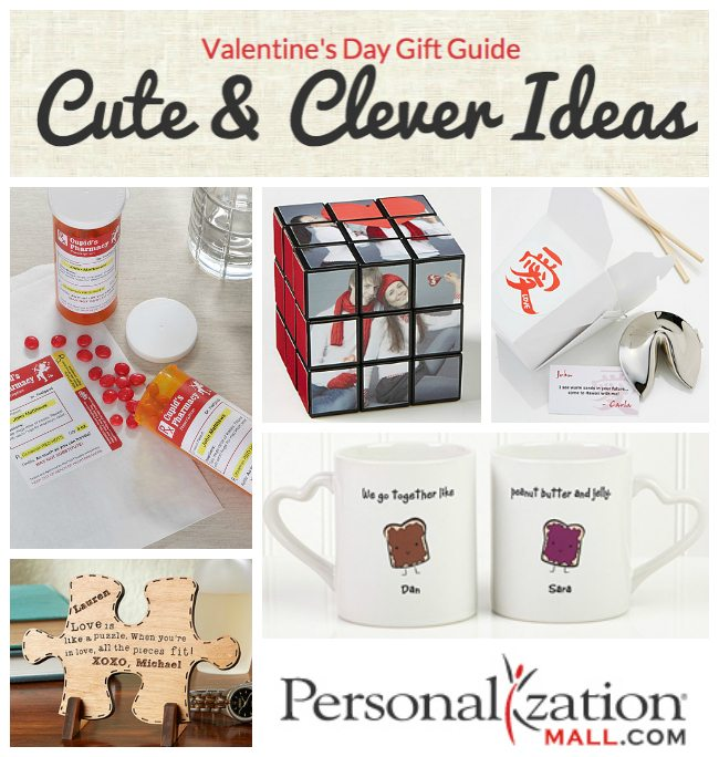 Cute clever valentine 39 s day gift ideas from for Cute small valentines day gifts