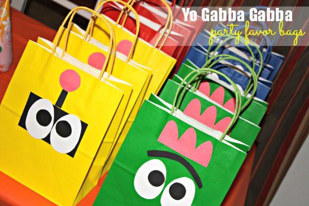Yo-Gabba-Gabba-Bags
