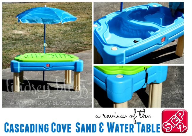 Sand Water Table Review