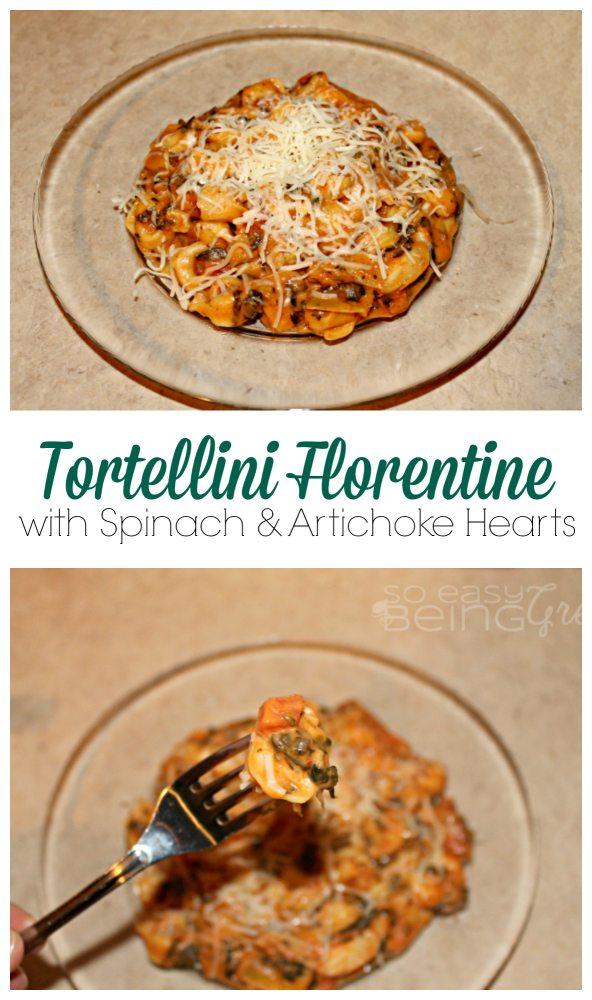 Tortellini Florentine