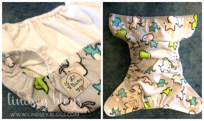 LilBums Cloth Diapers Collage