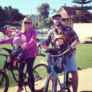 WeeRide USA Kangaroo Deluxe Child Bicycle Carrier
