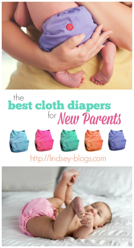 Best Cloth Diapers for New Parents