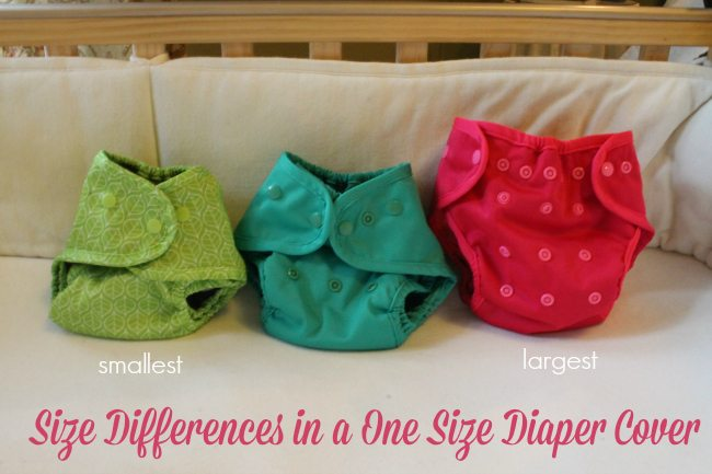Best Cloth Diapers Sizes