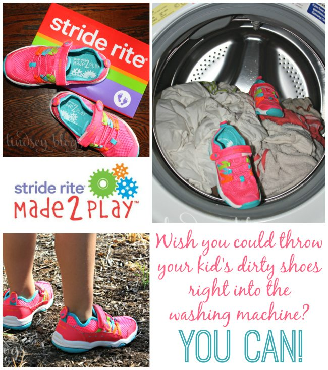 Stride Rite Made 2 Play Collage