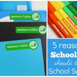 School Labels School Supply