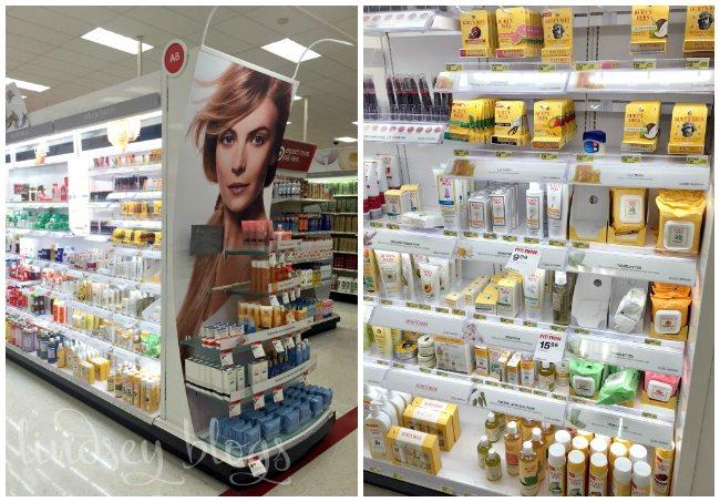 Burts Bees Skincare at Target