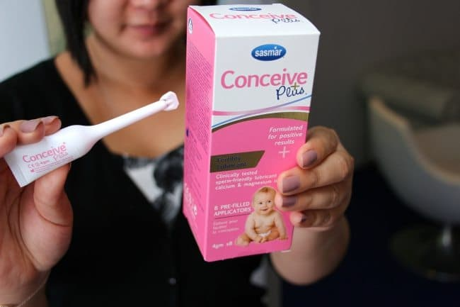 Conceive Plus Products