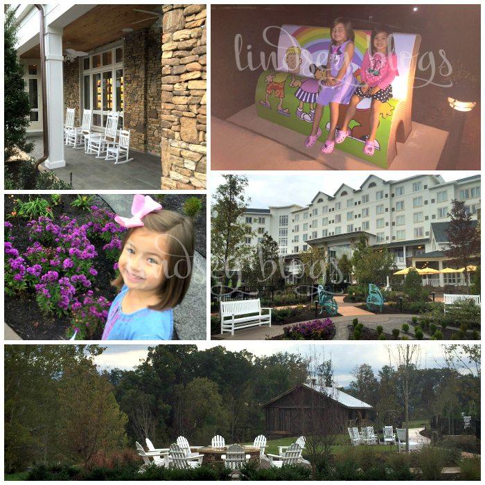 Around DreamMore Resort Collage